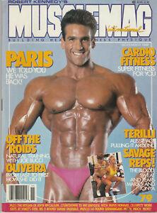 MuscleMag International - Bodybuilding November 1988