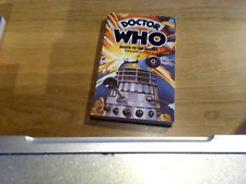 DOCTOR WHO DEATH TO THE DALEKS 4th Target Books UK PB 1982 Jon Pertwee