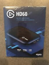 Elgato Game Capture HD60 Xbox One/Playstation 4 PS4 PC/Mac USB HDMI Recorder NEW
