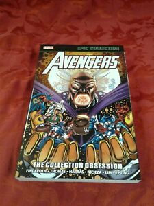 rare Avengers Epic the Collection Obsession gift comic gift graphic novel book
