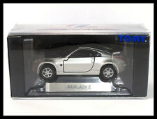 TOMICA LIMITED TL 0020 NISSAN FAIRLADY Z 1/58 TOMY GIFT DIECAST CAR Silver 20