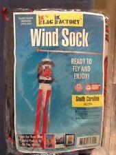 South Carolina Gamecocks Flag Factory Windsock; NCAA; SEC Football
