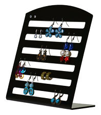 Earring Organizer Display Stand Holds 36 Pairs Jewelry Holder