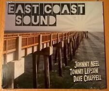 JOHNNY NEEL TOMMY LEPSON DAVE CHAPPELL East Coast Sound CD scellé/sealed