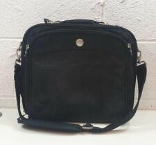 Dell Laptop Hard Case Black Original 40cm shoulder strap carry bag