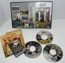 Age of Empires III   PC cd/rom