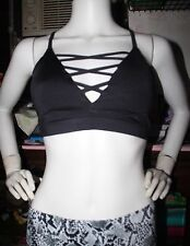 dgoodthings:F21 athletic/active wear/workout/gym/yoga/dance sports bra(size L)