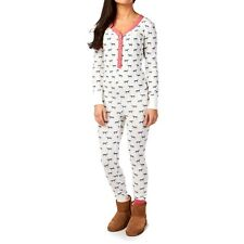 JOULES WOMEN FREE BAG GIFT HORSE PYJAMAS PUCK ALL-IN-ONE NEW WITH TAG SIZE S