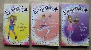 Lucky Stars by Phoebe Bright ( Ballerina Wish, Birthday Wish, Pop Singer Wish)