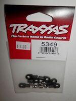 Traxxas 1//10 T-Maxx 3.3 4 TOE LINK ROD ENDS 5348