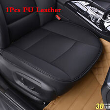 1Pcs New PU leather Luxury Car Cover Seat Protector Car Front Seat Cover Black