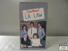 L.A. Law VHS Harry Hamlin, Corbin Bernsen, Jill Eikenberry