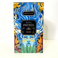 Silver Patron Limited Edition Collectors Tin Box Case 2020 Bee (No Alcohol) NEW