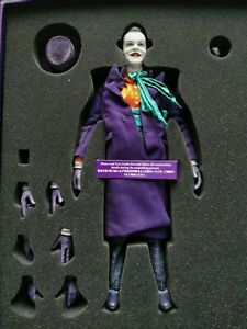 Hot Toys 1/6 scale Batman DX08 1989 Jack Nicholson 'Joker' Figure uk seller.