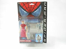 Marvel Legends Mary Jane Spider-man Movie MOSC Sealed New Toy Biz