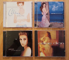 7 CD Collection by Celine Dion including The Color of My Love and One Heart