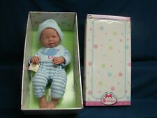"""Berenguer La Boutique Newborn anatomically Correct Real Boy 17"""" made in Spain"""