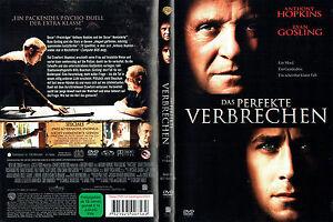 (DVD) Das Perfekte Verbrechen - Anthony Hopkins, Ryan Gosling, David Strathairn