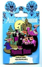 Disneyland Paris Pin Trading Event - Alice In Phantomland - Jumbo