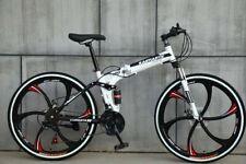 "Montaña Bicicleta 21 Speed MTB Aluminio Marcos 24"" & 26"" Pulgadas Frente/Trasero"