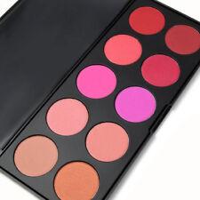 Bh Cosmetics Glamorous Blush 10 Color Blush Palette