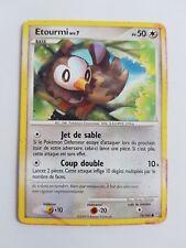 Etourmi - DIAMANT ET PERLE Tempête - 75/100 - Carte Pokemon Française