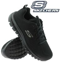 Womens Skechers Get Connected Slip On Memory Foam Walking Sports Trainers Shoes