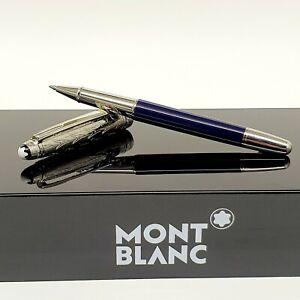 Montblanc Le Petit Prince Rollerball Pen + Mont Blanc Box