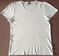 Hugo Boss, Regular Fit, Men's T-Shirt, XL, Light Grey