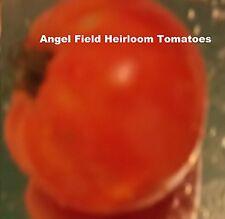 Earliana Heirloom Tomato Seeds 30 Organic Garden Angel Vegetable Seeds