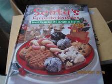 VINTAGE CHRISTMAS COOKBOOK...AWESOME..Santa's Favorite Cookies...1999