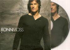 RONN MOSS - butterfly CD SINGLE 2TR EU CARD 2005 RARE!!