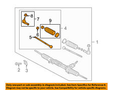 LAND ROVER OEM 09-13 Range Rover Sport Steering-Tie Rod Assembly LR010673