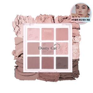 Etude X LeoJ Play Color Eyes Dusty Cat 7.2g  Cool Tone 2021NEW June K-Beauty
