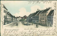 Ansichtskarte Hüflingen 1903 (Nr.9520)