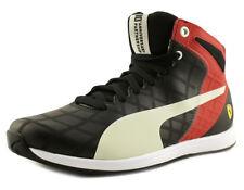 Puma EvoSpeed 1.4 SF Mid Men's Sneaker Size US 9 M Black / Red / White