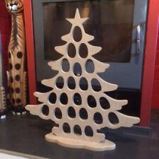 Free Standing Christmas Kinder Egg Holder Advent Calendar Xmas Tree