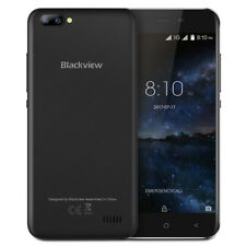 "3G Handy Blackview A7 5"" HD Android 7.0 2800mAh Quad-core Smartphone1.3Ghz 8GB"