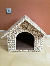 Katzenhaus/Katzenhöhle aus Rattan