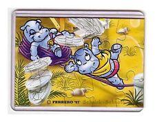 Ü-Ei - Puzzle Ferrero - Happy Hippo Hollywood 620.254 - 1997 - #6493#