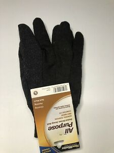 Handmaster Heavy Weight Jersey Extra Grip Palm Gloves - Large All Purpose, Nwt