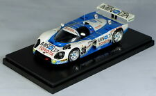 Minolta Tom's 88C 1988 Car Model 1:43 Ebbro 683