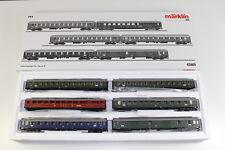 Märklin H0 43969 Schnellzugwagen-Set der DB , OVP+TOP               -M40
