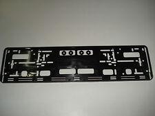 Trailer Number Plate Holder