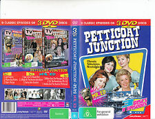 Petticoat Junction-1963/70-TV Series USA-9 Episodes on 3 Discs-DVD