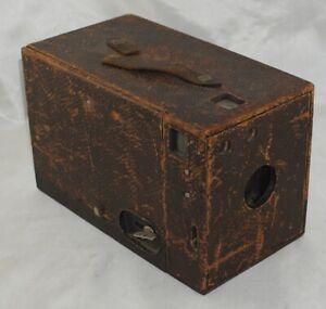 Eastman Kodak No. 4 Bullet 1898 Model Camera