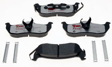 Disc Brake Pad Set-Element3 Hybrid Technology Rear Raybestos EHT1041H