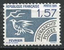 FRANCE TIMBRE   PREOBLITERE  N° 187  OBL    FEVRIER