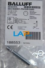1PC For BALLUFF induktiver Sensor BES M08MH1-PSC30B-S49G -BES02WA #LMJ