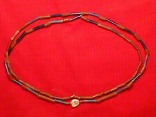 New listing Rare Museum Grade Early Venetian Glass Native American Trade Bead Necklace